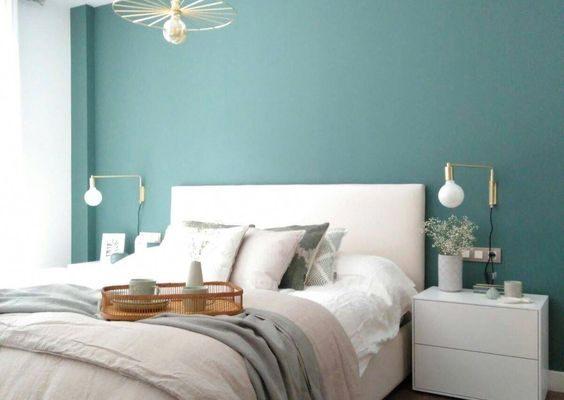 Colores para paredes de dormitorio